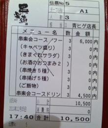 へっぽこな日々-串楽街忘年会007