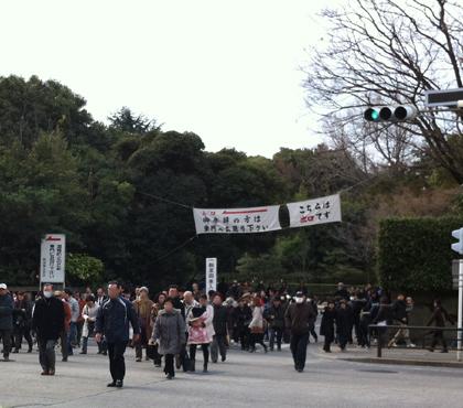 $へっぽこな日々-熱田神宮初詣001