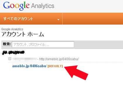 $へっぽこな日々-GoogleAnalytics301