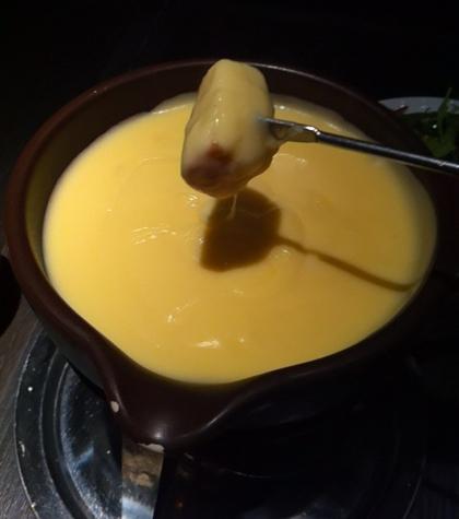 ずんどこでへっぽこな日々-チーズフォンデュ006