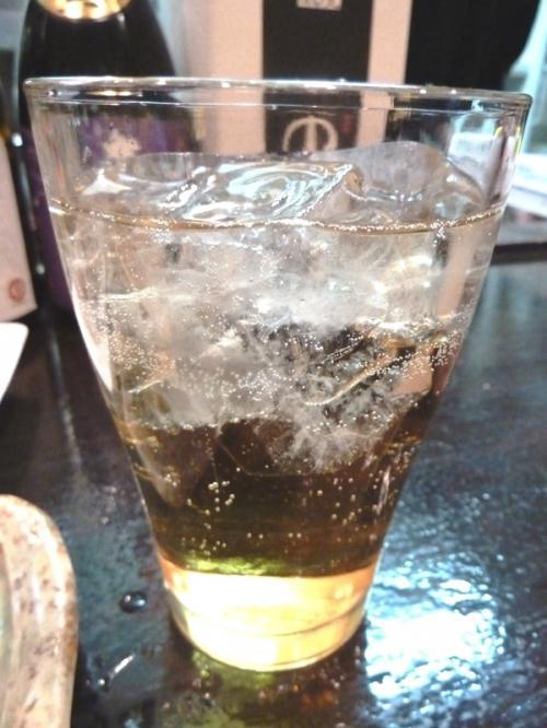 42梅酒ソーダ割り400
