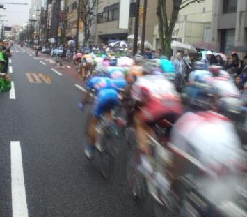 2011JapanCupクリテリウムスタート