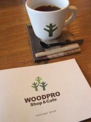 woodproでランチ2