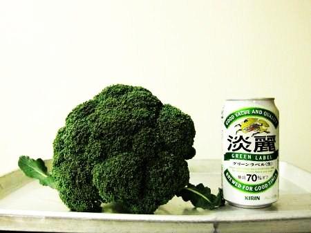 大きなブロッコリー1