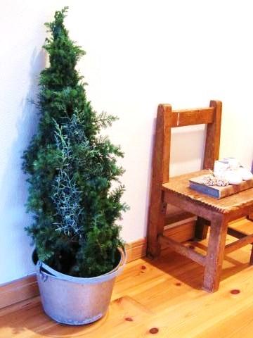 小さなクリスマス飾り