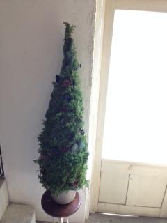 2013クリスマスツリー1