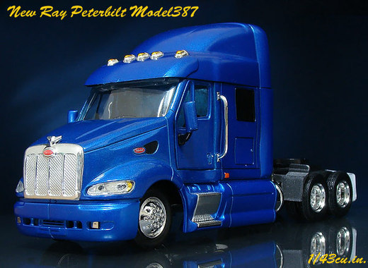 New_ray_peterbilt_387_ft