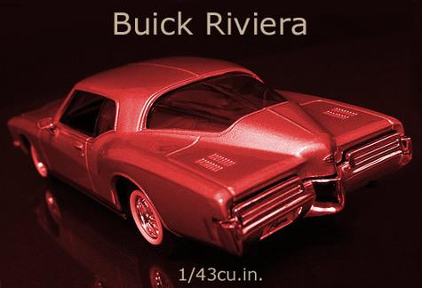 Yatming_71_buick_riviera