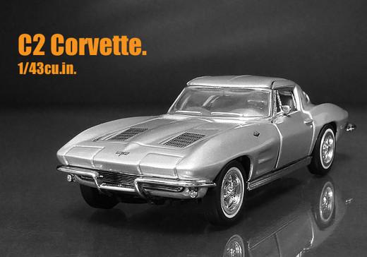 Franklin_mint_63_corvette_1