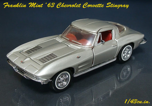 Franklin_mint_63_corvette_5