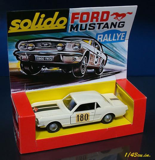 Solido_mustang_rallye_7