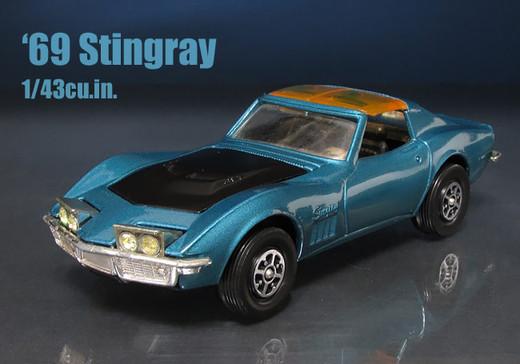 Corgi_69_stingray_1