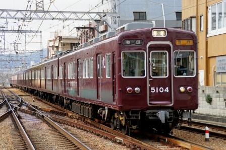 阪急5104