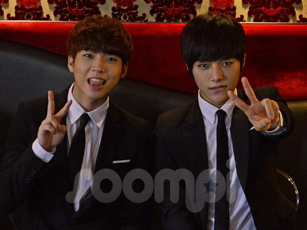 131203 Soompi France Exclusive Interview with INFINITE 1