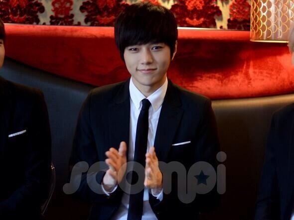 131203 Soompi France Exclusive Interview with INFINITE 6