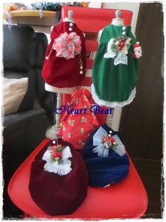 クリスマスワンピ1