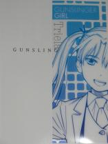 111222 GUNSLINGER GIRL14しおり