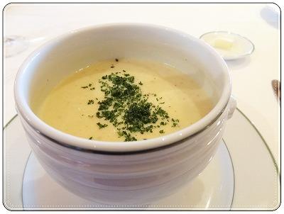 本日のスープ スイートポテト