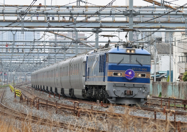 EF510-506 カシオペア