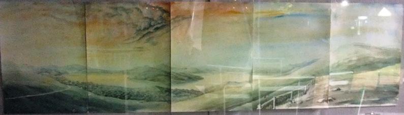 屈斜路湖の素描
