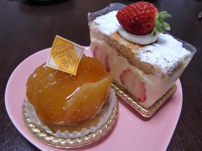 ママんケーキ