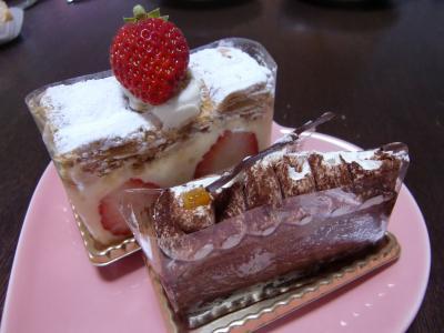 パパんケーキ