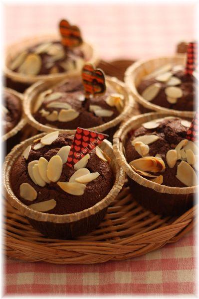 206ベリーなチョコカップケーキ