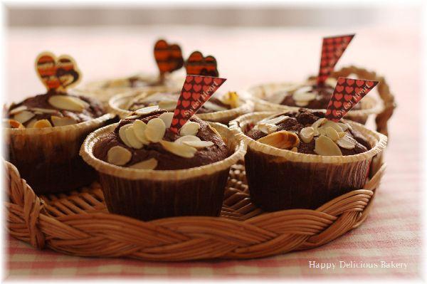 206ベリーなチョコカップケーキ2