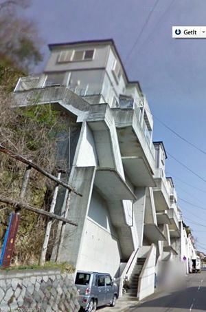 逗子の住宅