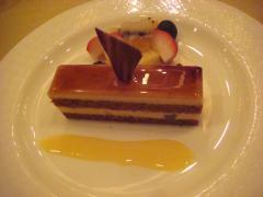 ◆キャラメルケーキ