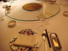 ヘイチンロウ テーブルコーデ