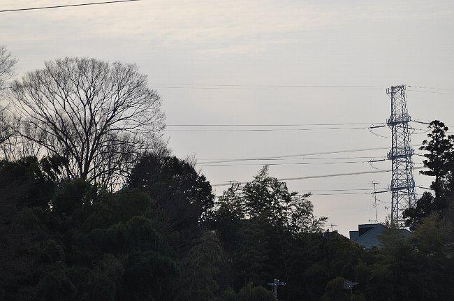 140122 けやき 鉄塔