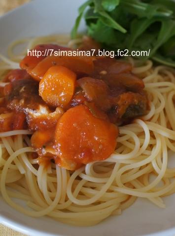 にんにくトマト