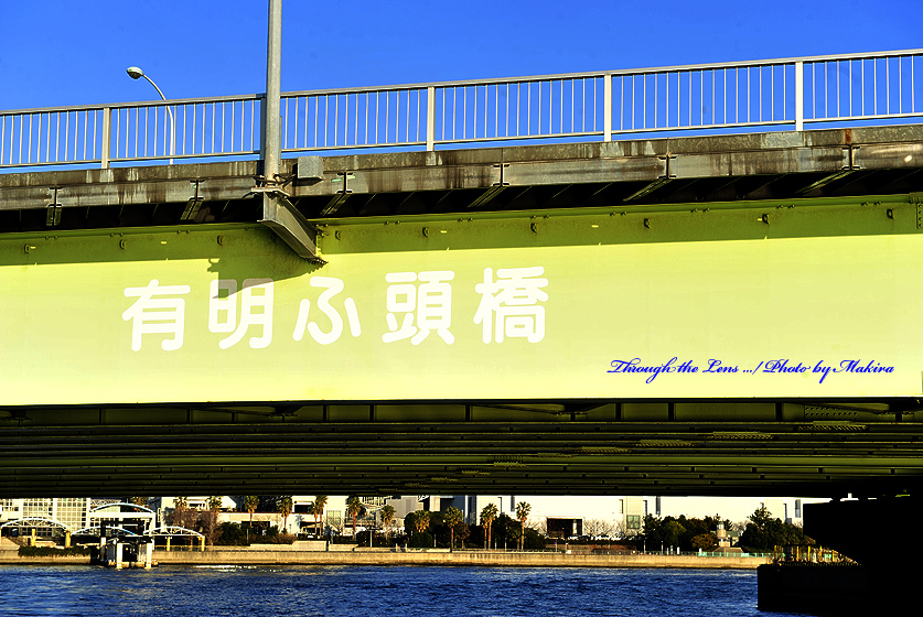 13有明ふ頭橋