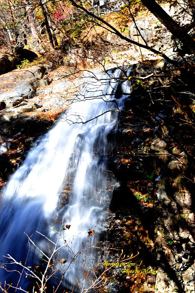 虹見の滝2