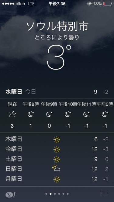 帰り道に感じた冷たい風。手が冷たくなる季節がやってきましたね。
