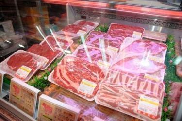 引っ越して来てから近所の肉屋さんにも行ってみました^^