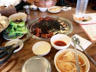鈴音ちゃんが学校のお友達とよく食べに行くというお肉^^美味しそうですㅎㅎ