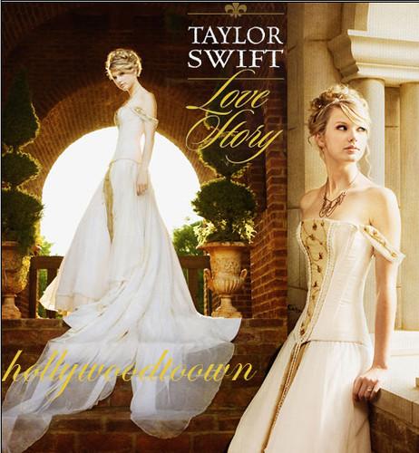 Taylor Swift の「Love Story」
