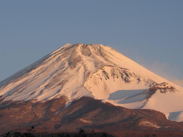 2012年1月26日 富士山