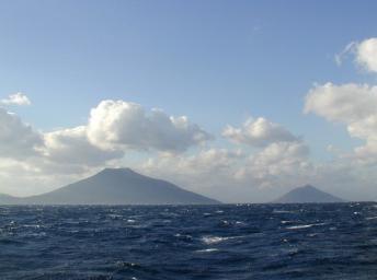 伊豆の火山諸島