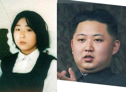 金正恩 横田めぐみ