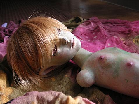 球体関節人形