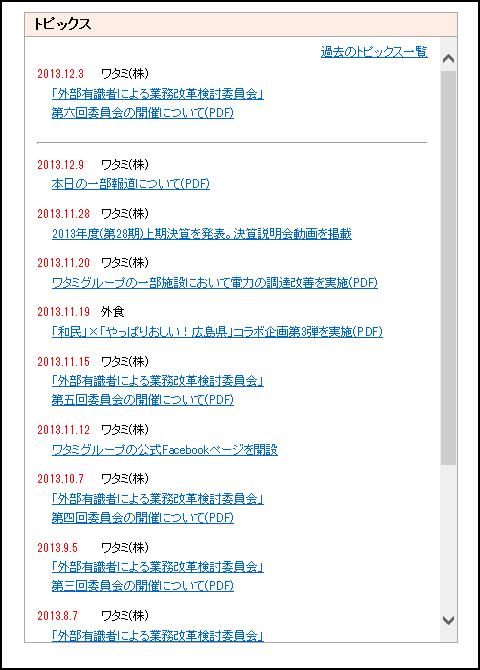 ワタミ 渡辺美樹参議院議員 栗原聡 小林典史 提訴 トピックス