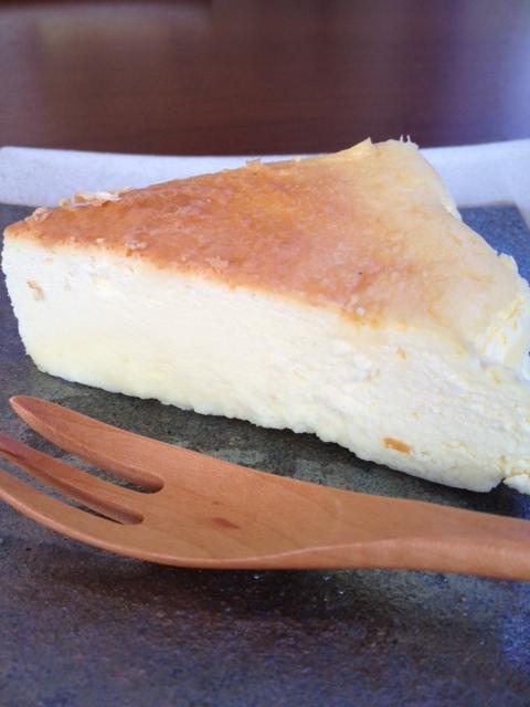 みなさん館チーズケーキ