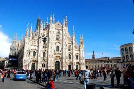ミラノ Duomo