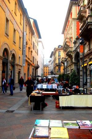 アンティークがたくさん並ぶイタリア語圏の街Lugano