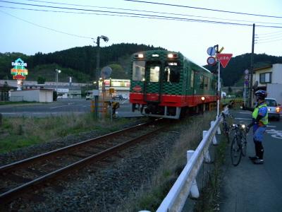 Audax Japan Chiba-moka