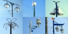 Audax Japan Chiba-街灯