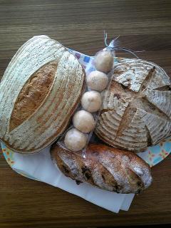 グルヌイユのパン